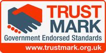 Tust Mark Logo